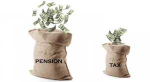 Tax relief on pension savings