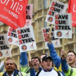 Tata Steel: Government warned over pension cut plan
