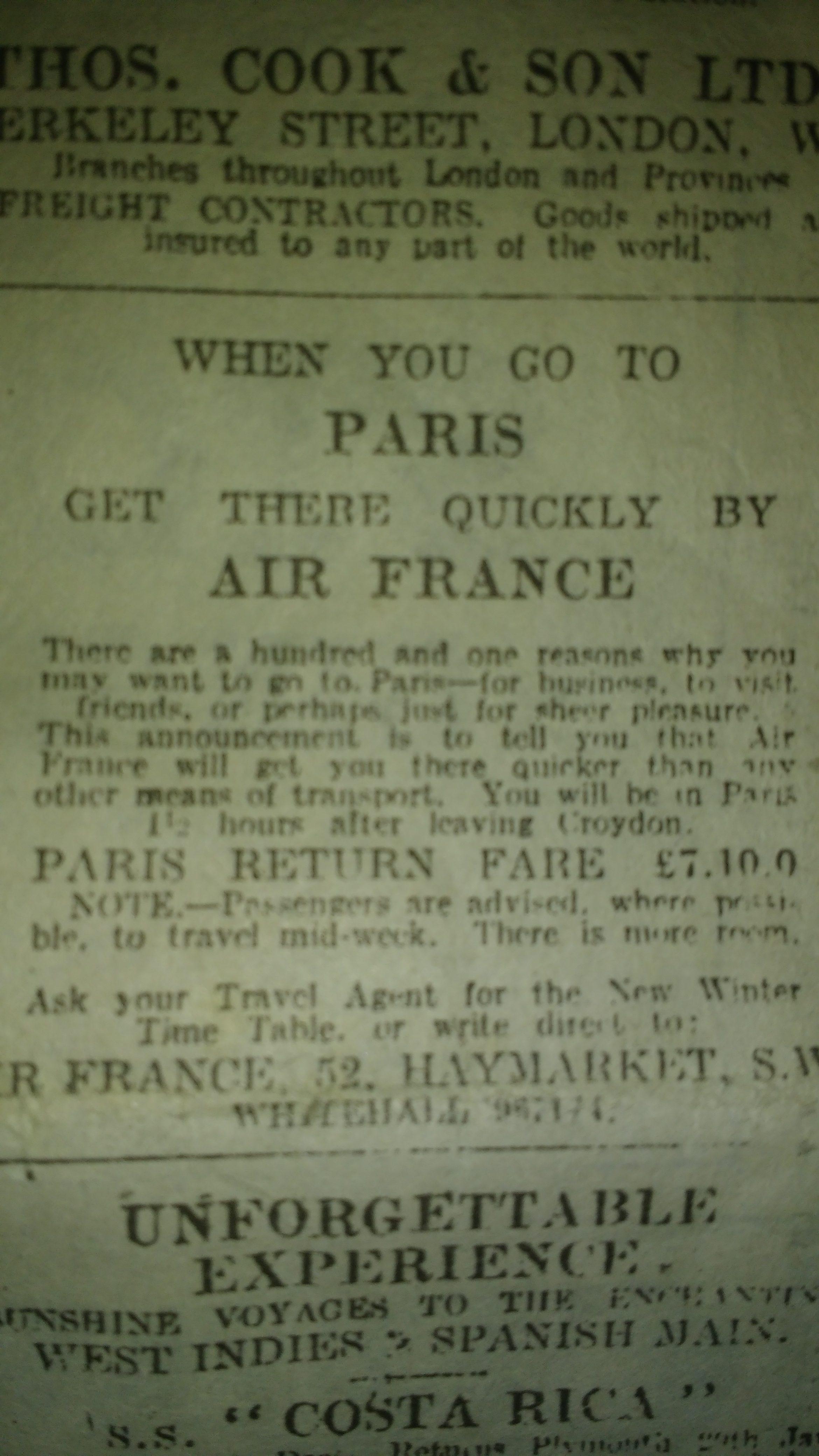 Air France 1936