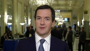 Osborne: Rich richer because of monetary policy