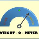 Underweight Overweight